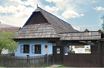 Memorial house of Martin Kukucin