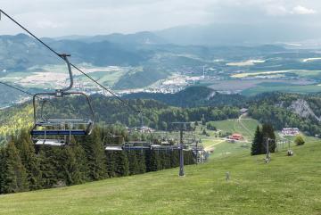 Skipark Malinô Brdo