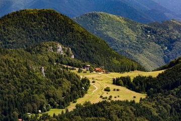 Cutkovska valley