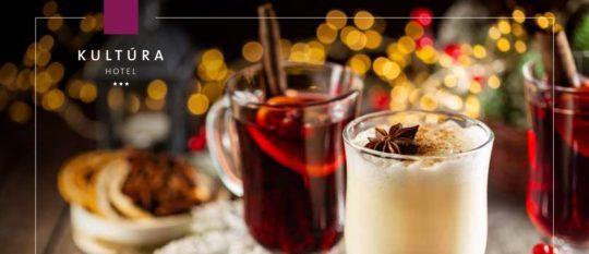 Jesenná ponuka nápojov